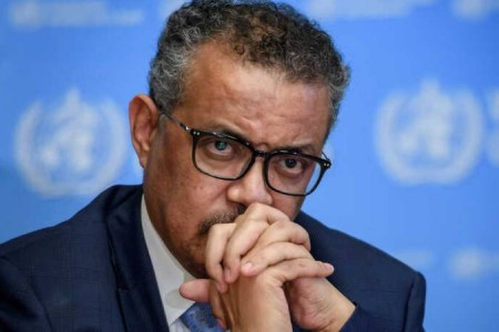 WHO Director General Cautions Pandemic Is Far From Over