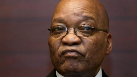South African court refuses Zuma appeal request in arms case