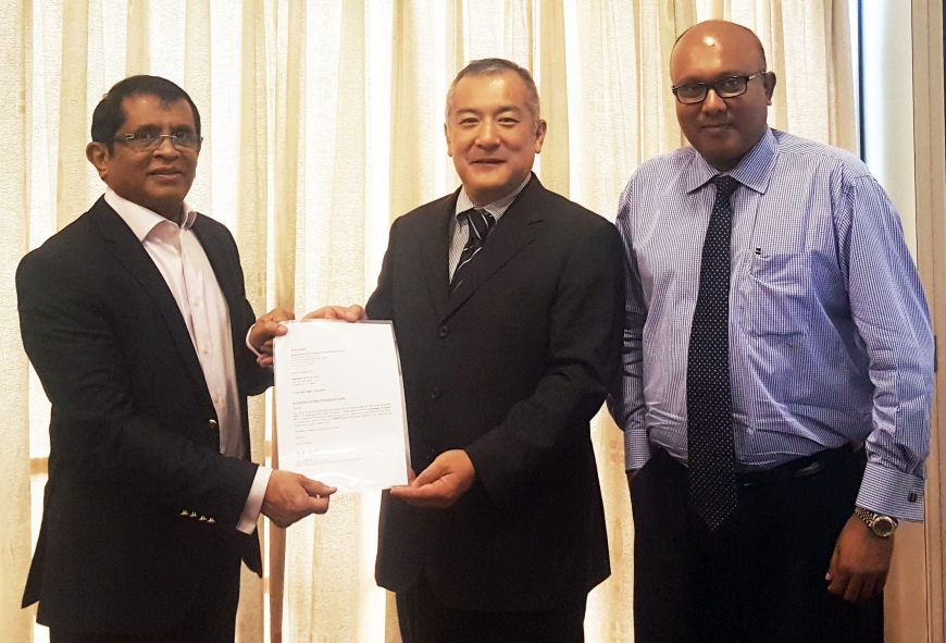 Gestetner subsidiary Fintek to distribute Sharp products in Sri Lanka