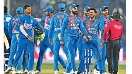 India beat Sri Lanka by 78 runs to clinch T20 series