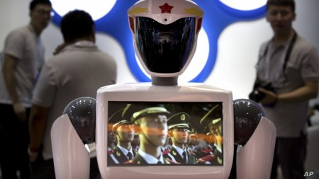 China Plans to Use New Tech Like AI To 'Win Wars' Amid US Concerns
