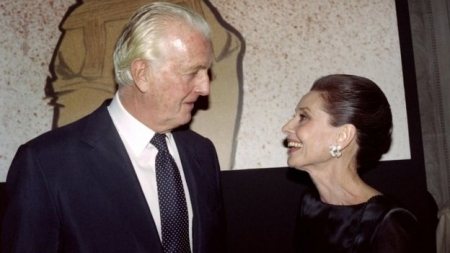 Hubert de Givenchy, French fashion icon, dies aged 91
