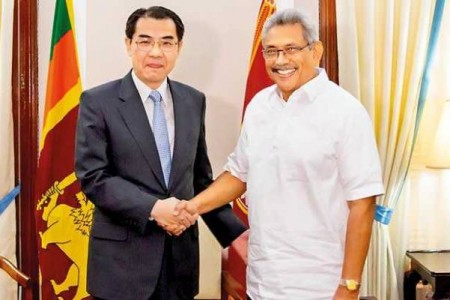 SL, China to draw up 'new blueprint' for future cooperation