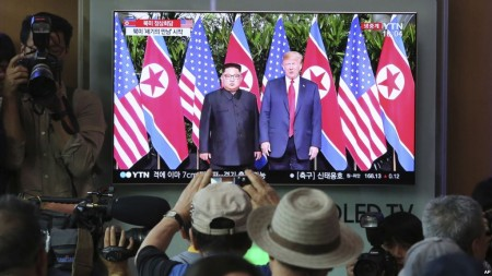 Trump: Third Summit With North Korea's Kim 'Could Happen'
