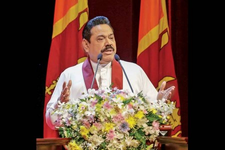 Will deliver justice to all those harassed in last 5 years - Mahinda