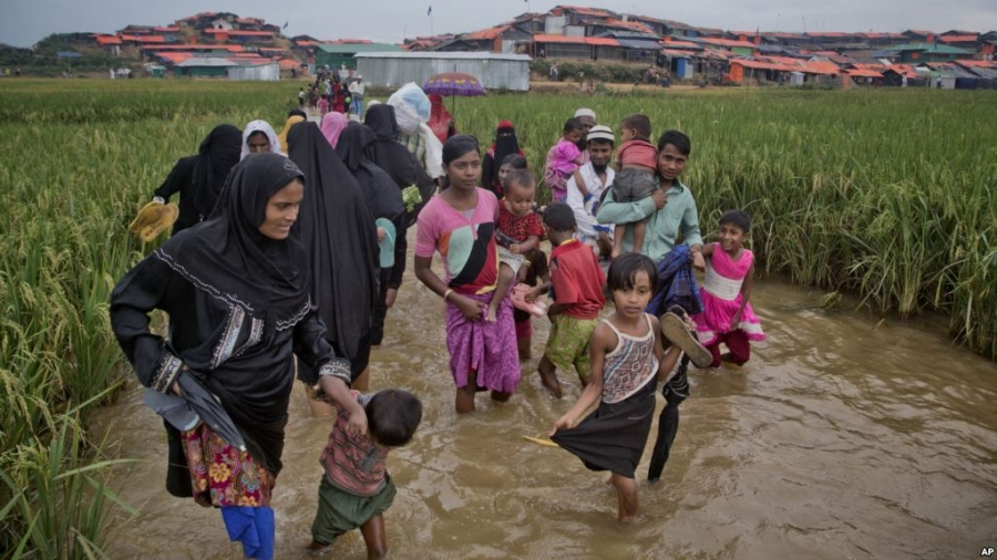 US House Designates Myanmar Campaign against Rohingya Minority 'Genocide'