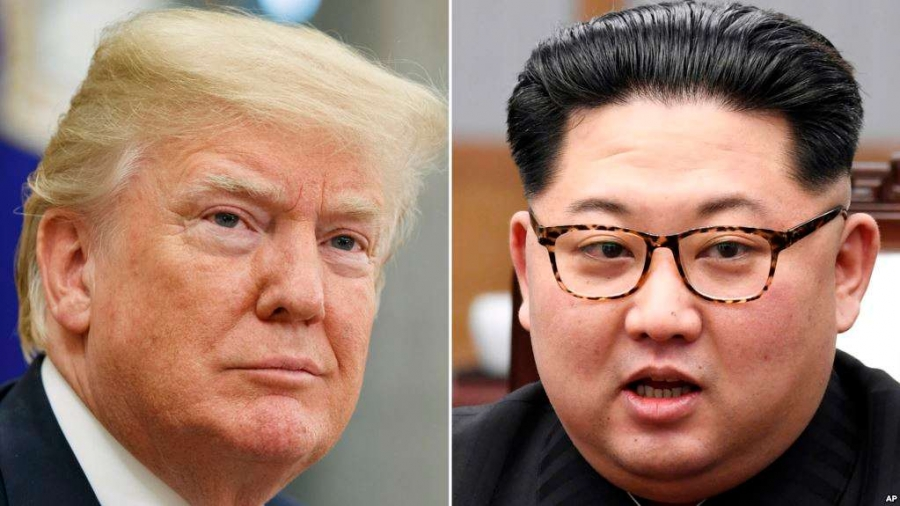 Resultado de imagen para Trump Kim summit: North Korea sets out its Singapore agenda
