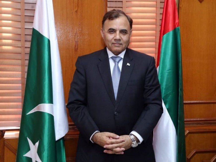 COVID-19: Special flights from UAE to Pakistan to start from April 18: ambassador