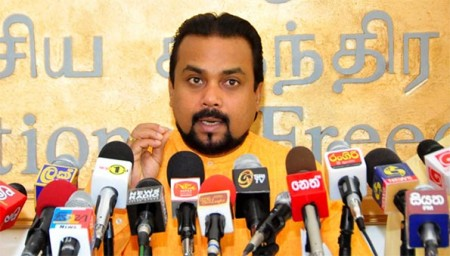 What right has US to criticize new Army Chief: Wimal