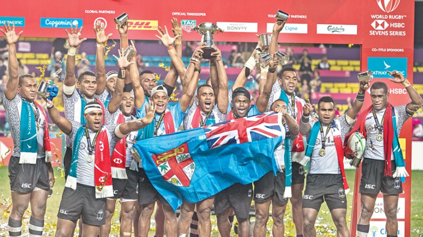 Fiji win fifth consecutive Hong Kong Sevens